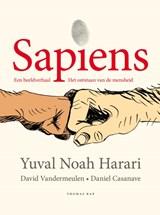Sapiens graphic novel   Yuval Noah Harari   9789400406391