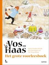 Het grote voorleesboek van Vos en Haas | Sylvia Vanden Heede | 9789401434768