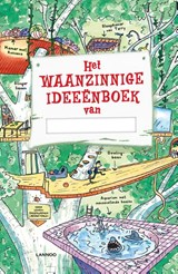 Het waanzinnige ideeënboek | Andy Griffiths ; Terry Denton |