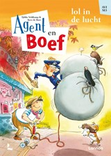Agent en Boef - Lol in de lucht   Tjibbe Veldkamp ; Kees De Boer   9789401453110