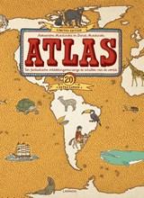 Atlas   Aleksandra Mizielinska ; Daniel Mizielinski   9789401455312