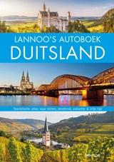 Lannoo's autoboek Duitsland | auteur onbekend |