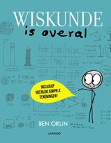 Wiskunde is overal | Ben Orlin | 9789401459297