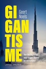 Gigantisme | Geert Noels | 9789401462037