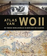 Atlas van WOII | Richard Overy ; Peter Snow | 9789401464048