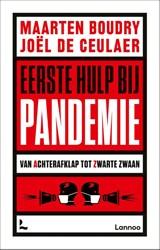 Eerste hulp bij pandemie | Maarten Boudry ; Joël De Ceulaer | 9789401476348
