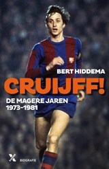 Cruijff! | Bert Hiddema | 9789401608565
