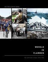 Wereld in vlammen | Dan Jones ; Marina Amaral |