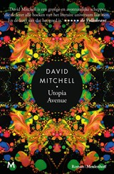 Utopia Avenue | David Mitchell | 9789402315332