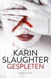 Karin Slaughter - Gespleten