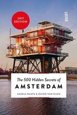500 hidden secrets of amsterdam | Luster | 9789460581441