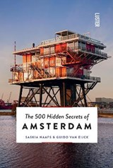 500 hidden secrets of amsterdam | Luster | 9789460581441