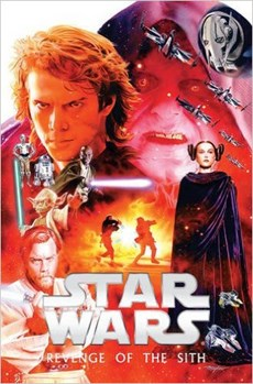 Star wars remastered Hc03. revenge of the sith