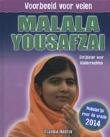 Malala Yousafzai | Claudia Martin |