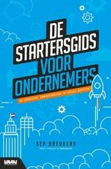 Startersgids voor ondernemers | Sep Breukers | 9789462157132
