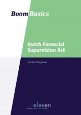 Dutch Financial Supervision Act | R.A. Stegeman |
