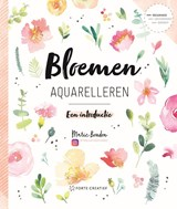 Bloemen aquarelleren | Marie Boudon |