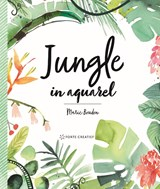 Jungle in aquarel | Marie Boudon | 9789462502819