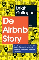 De Airbnb Story | Leigh Gallagher | 9789462762534
