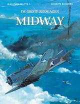 De grote zeeslagen Hc08. midway | giuseppe baiguera |