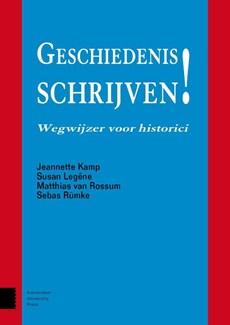 Geschiedenis schrijven