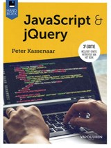 JavaScript, 3e editie | Peter Kassenaar |