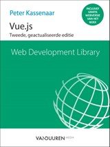 Web Development Library: Vue.js | Peter Kassenaar |