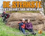 De sterkste fietskaart van Nederland deel 2 :  Midden- en Zuid-Nederland | auteur onbekend | 9789463690911