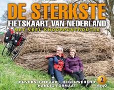 De sterkste fietskaart van Nederland deel 2 :  Midden- en Zuid-Nederland
