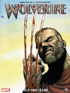 Wolverine 04. old man logan 4/4