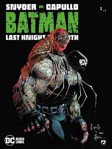 Batman 02. last knight on earth 2/3
