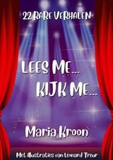 LEES ME...KIJK ME...   Maria Kroon  