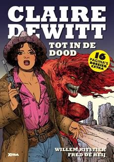 Claire dewitt Hc01. tot in de dood + dossier