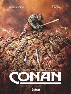 Conan de avonturier Hc05. scharlaken citadel