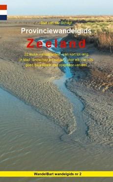 Provinciewandelgids Zeeland - wandelen Zeeland