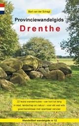 Provinciewandelgids Drenthe - wandelen Drenthe | Bart van der Schagt |