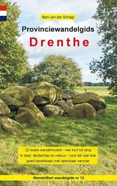 Provinciewandelgids Drenthe - wandelen Drenthe