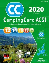 CampingCard ACSI 2020 Nederlandstalig - set 2 delen   Acsi   9789492023902