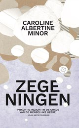 Zegeningen | Caroline Albertine Minor | 9789492478887