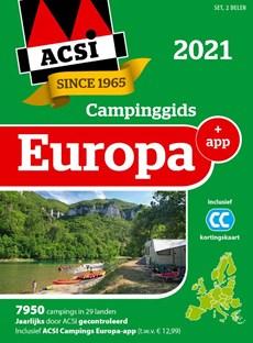 ACSI Campinggids Europa + app 2021