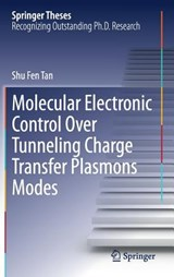 Molecular Electronic Control Over Tunneling Charge Transfer Plasmons Modes | Shu Fen Tan |