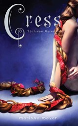 The Lunar Chronicles #3. Cress | Marissa Meyer | 9789020678925