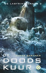 De doodskuur - De labyrintrenner | James Dashner | 9789021457383