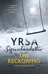 The Reckoning | Yrsa Sigurdardottir |