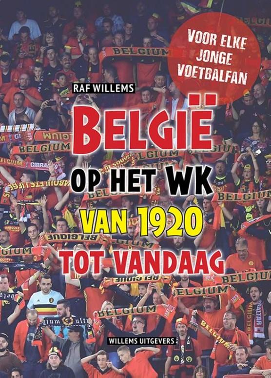 België op het WK van 1920 tot vandaag