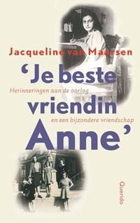 'Je beste vriendin Anne' | Jacqueline van Maarsen |