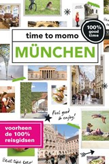 time to momo München | Irene Venghaus | 9789057677687