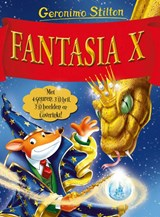 Fantasia X | Geronimo Stilton | 9789085923145