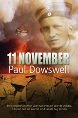 11 november | Paul Dowswell | 9789026606298