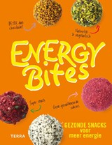 Energy bites | Kate Turner | 9789089896896